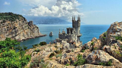 Отдых Черноморское побережье — один из самых востребованных у туристов.