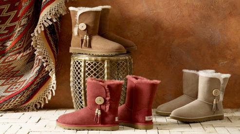 Угги – модная обувь от Ugg Australia