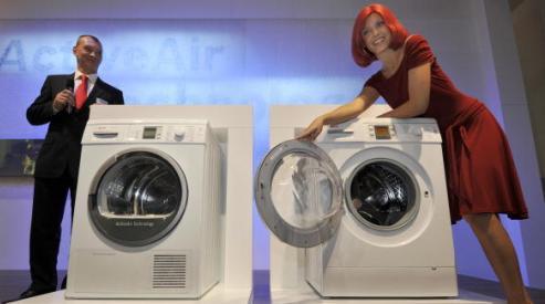 Почему выходят из строя сверхнадежные стиральные машины Bosch