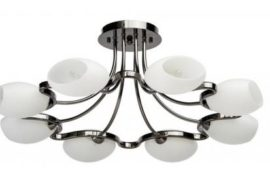 Ассортимент подвесных светильников в магазине Е27
