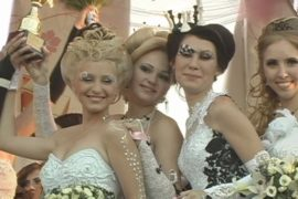 «Парад невест» в Ессентуках объединил 7 городов