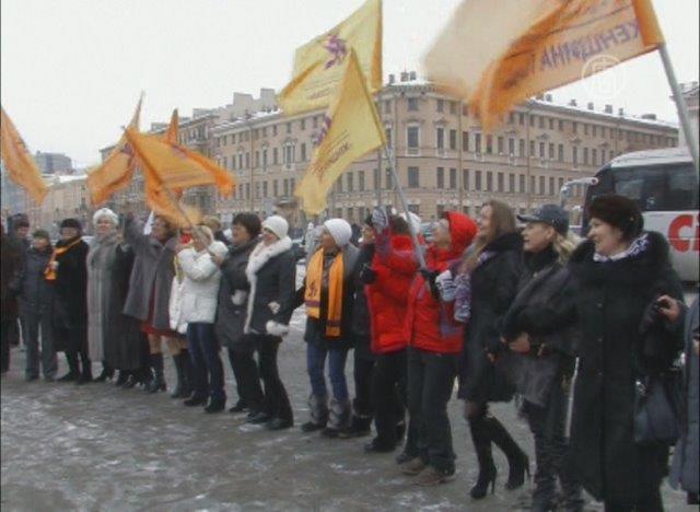 В Петербурге награждают «Женщин года»
