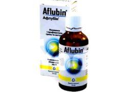 Для иммунитета и профилактики нужен Афлубин