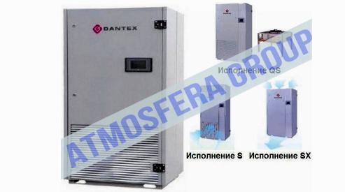 Оборудование для вентиляции, кондиционирования и отопления