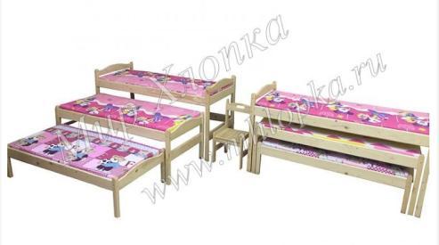 Кроватки и многое другое для детского сада