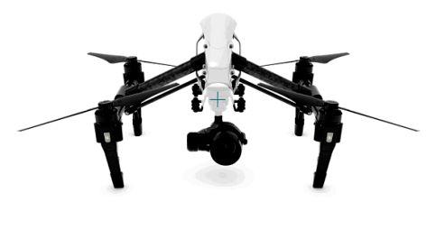 Квадрокоптер Dji Inspire 1 PRO – фото и видео с воздуха