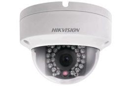Особенности видеокамер HikVision с ПО TRASSIR
