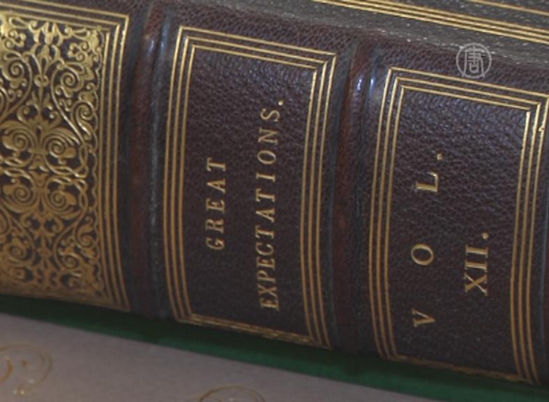 Ценный дар из 65 книг получила Россия