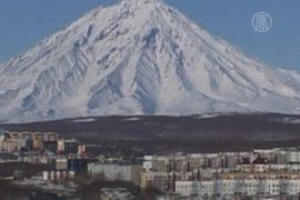 Мощное землетрясение на Дальнем Востоке