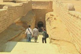 В Египте открываются отреставрированные гробницы