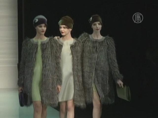 Неделя моды в Милане: осень-зима от Armani