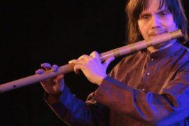 Древняя музыка: индийская флейта звучит в Москве