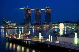 Отель Marina Bay Sands