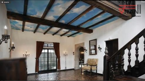 Натяжные потолки Fran Studio