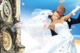 Свадебное торжество в Чехии: стильно, красиво, доступно!