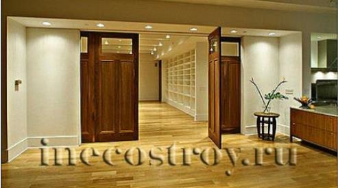 Дизайн квартир и перепланировка