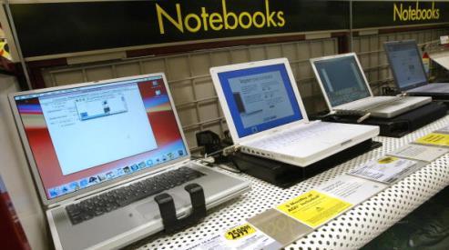 Популярность ноутбуков Apple