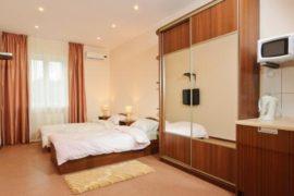 Тенденции  развития гостиничного бизнеса в Европе и Украине