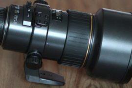 Объектив для фотоаппарата: какие существуют?