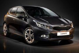 Авто от Kia Motors