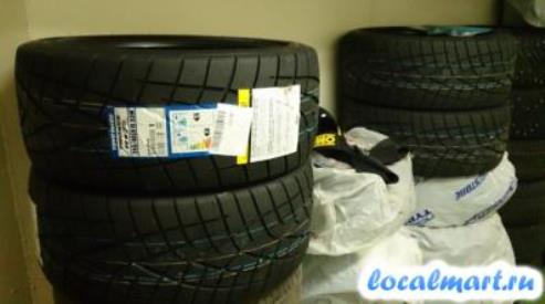 Основные виды шин для автомобиля