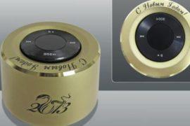 Solid Sound – MP3 плеер на ладони
