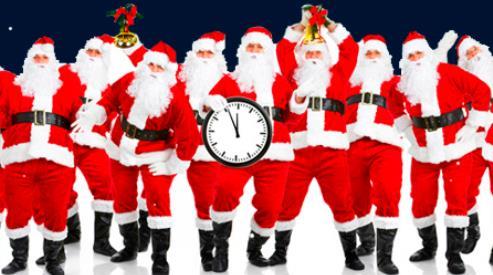 Дед Мороз — главный гость на празднике!