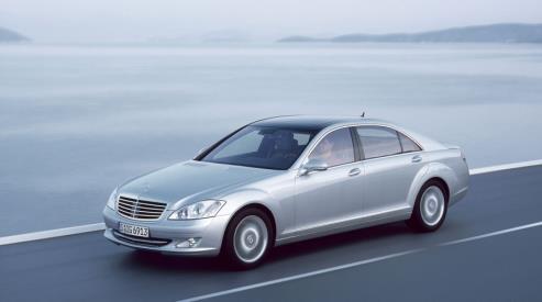 Автомобили Mercedes-Вenz