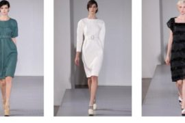 Тенденции моды 2014 в женской одежде