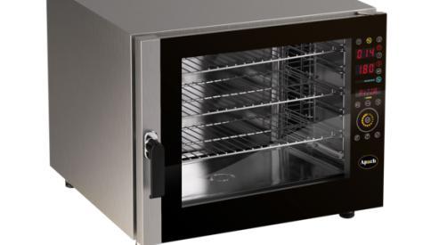 Пароконвектомат – профессиональное кухонное оборудование