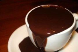Супер напиток – горячий шоколад