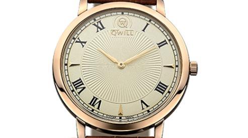 Золотые часы – в подарок мужчине