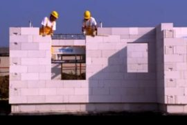 О ячеистом бетоне замолвим слово