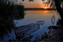 Преимущества рыболовных рамовых сетей