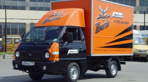 Автоперевозки грузов в России лидируют
