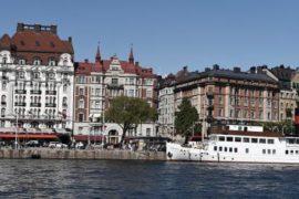 Стокгольм – скандинавский красавец с горячим сердцем