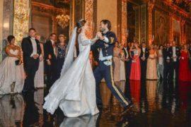 Незабываемый свадебный танец