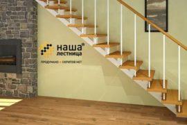 Варианты лестниц для загородного дома
