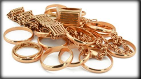 Скупка золота: выгода от операции и ее особенности