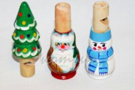 Новогодние и рождественские украшения