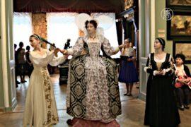 Моду средневековья показали в музее