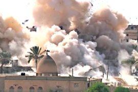 Египет создаёт буферную зону рядом с сектором Газа