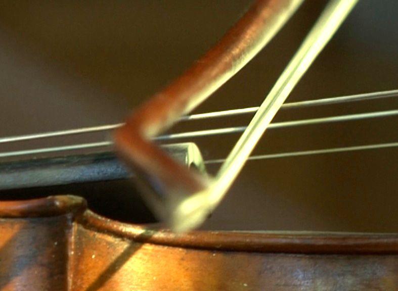 В Москве начались гастроли юношеского оркестра