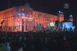 Глава МХГ Людмила Алексеева о «Евромайдане»