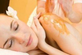 Мед и массаж ведут борьбу с целлюлитом