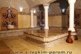 Путь к здоровью: русские бани, сауны, турецкие бани хамам