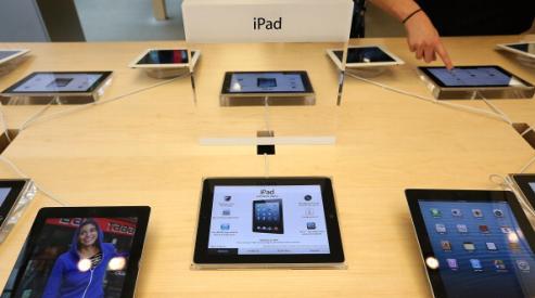 Замена деталей продукции Apple