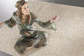 Уникальные ковры ручной работы – объекты дизайнерского искусства