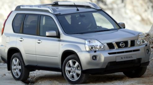 Nissan X Trail  в кредит