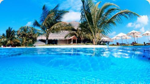 Рай на земле по имени Мальдивы